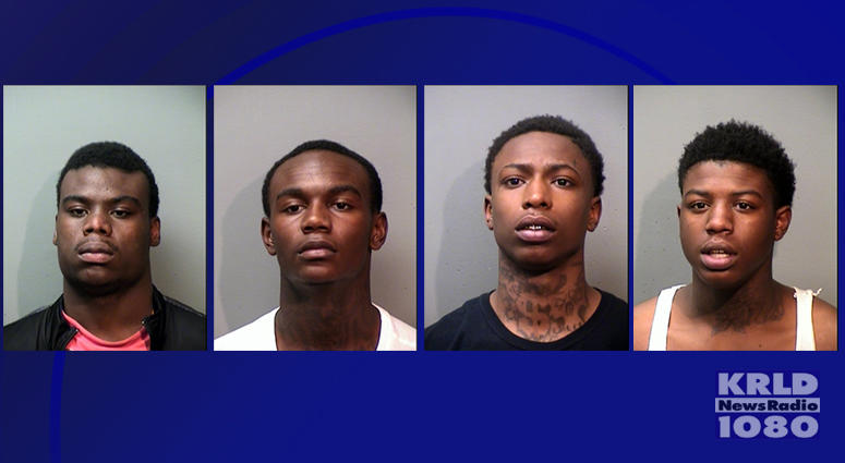Game Room Robbery Suspects
