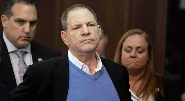 AP Harvey Weinstein