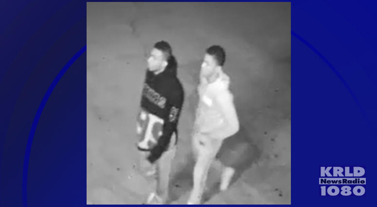 Fort Worth Armed Robbery Suspects