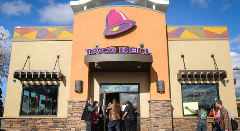 Getty/Taco Bell