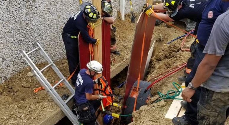 Irving Trench Rescue