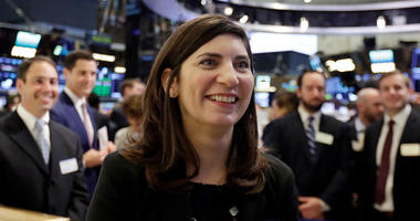 Stacey Cunningham/New York Stock Exchange COO