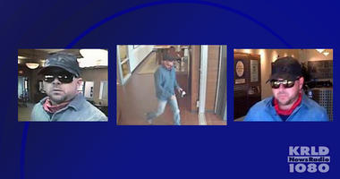 FBI Bank Robber Suspect