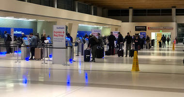 Dallas Love Field, Southwest Airlines Ticket Counter