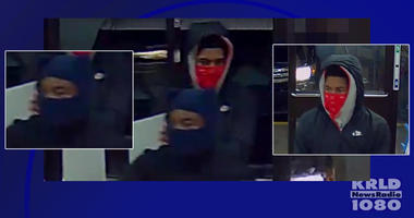 Mesquite Robbery Suspects