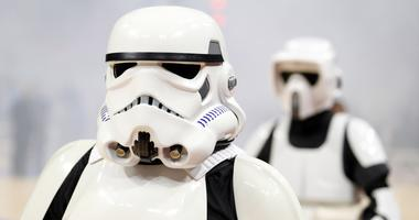 Star Wars characters Stormtroopers