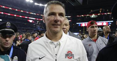 Ohio State Buckeyes head coach Urban Meyer