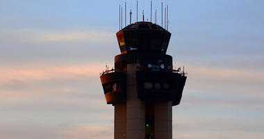 DFW Airport Tower