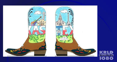 2019 Big Tex Boot Design Contest