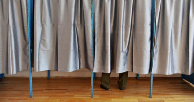 Vote, Voting Booth