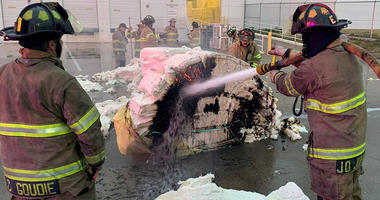 Fort Worth Warehouse Fire