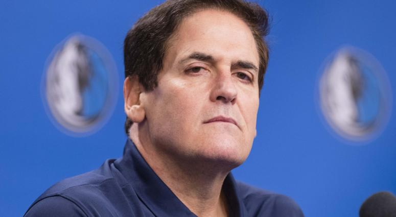 Dallas Mavericks owner Mark Cuban