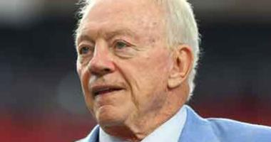 Jerry Jones: Dallas Cowboys At Arizona Cardinals
