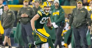 Green Bay Packers wide receiver Jordy Nelson