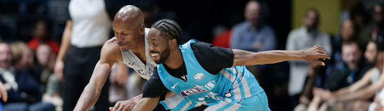 Famous Los Leads Home Team In NBA All-Star Celebrity Game