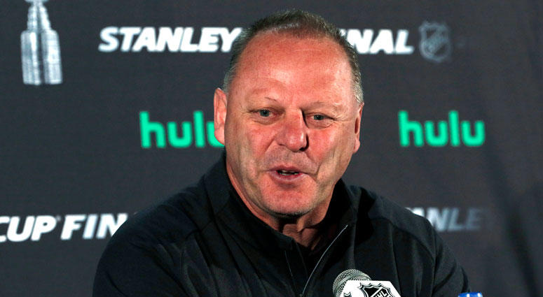 AP Gerard Gallant