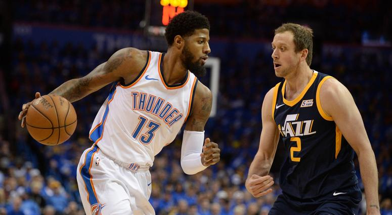 Utah Jazz at Oklahoma City Thunder
