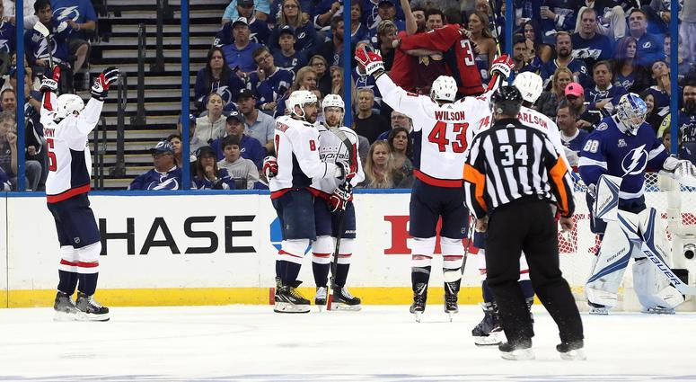 Washington Capitals at Tampa Bay Lightning