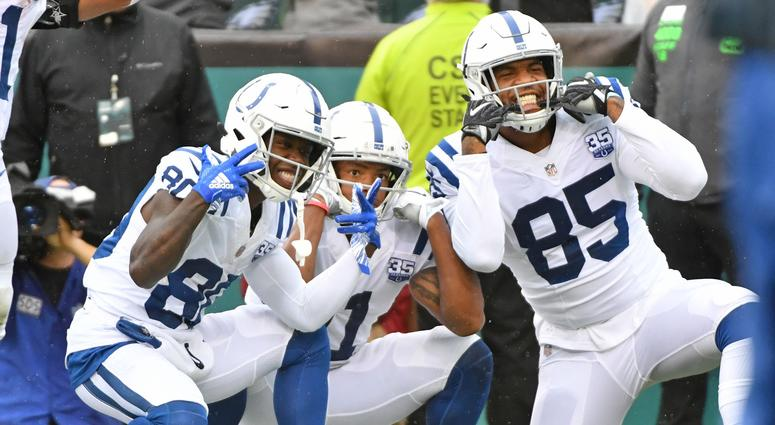 Indianapolis Colts at Philadelphia Eagles