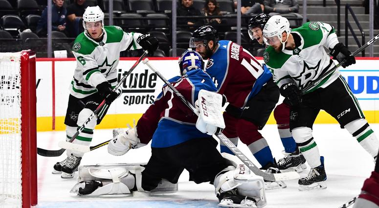 Dallas Stars at Colorado Avalanche