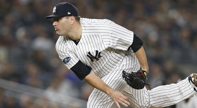 Pitcher Lance Lynn And Texas Rangers Agree To Three-Year $30 Million Contract