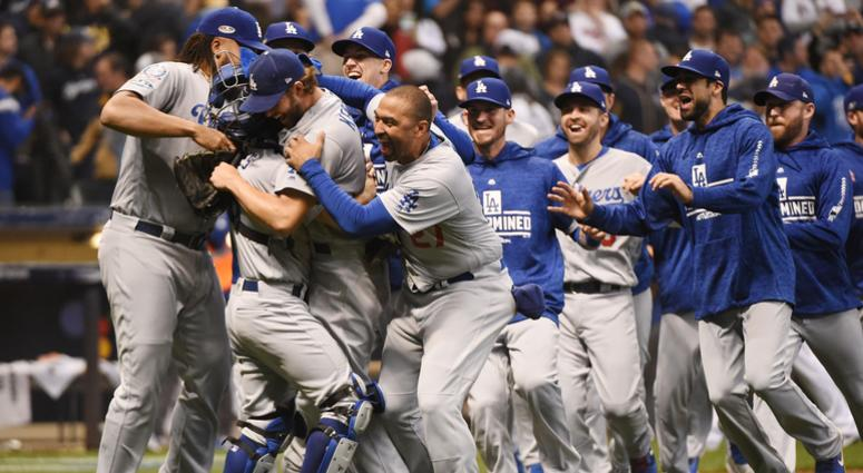 Los Angeles Dodgers at Milwaukee Brewers