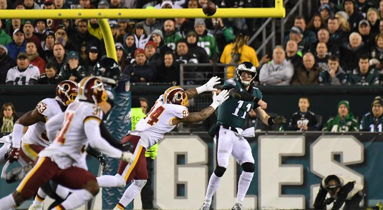 Washington Redskins at Philadelphia Eagles