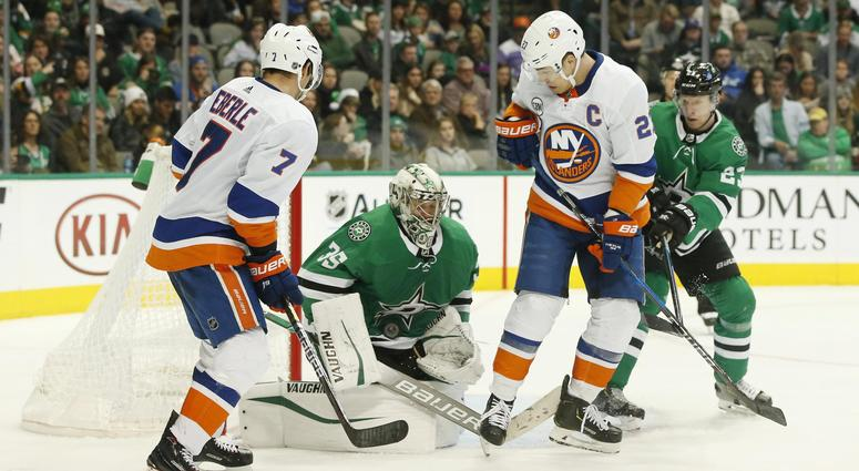 New York Islanders at Dallas Stars