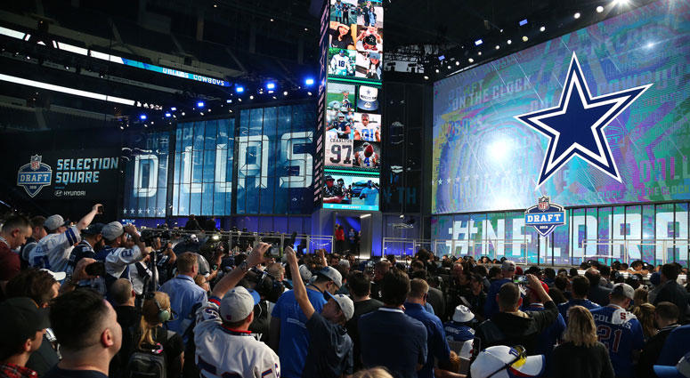 NFL Announces Compensatory Picks For 2019 Draft