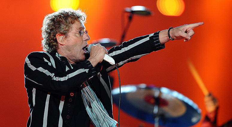 Roger Daltry and The Who