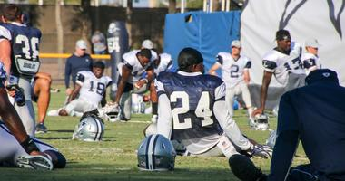 NFL Players Benefit From Regular Yoga Practice