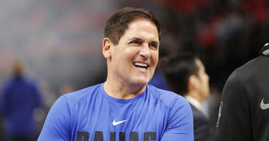 Mavericks Owner Mark Cuban