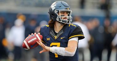 West Virginia Mountaineers quarterback Will Grier