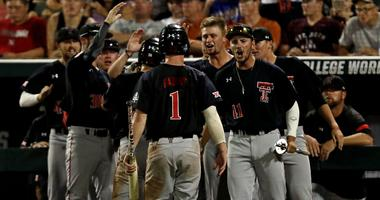 College World Series-Florida vs Texas Tech