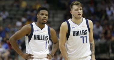 Luka Doncic & Dennis Smith Jr.