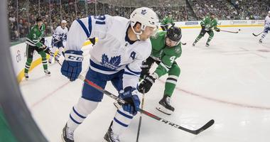 Toronto Maple Leafs at Dallas Stars