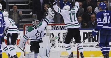 Dallas Stars at Toronto Maple Leafs