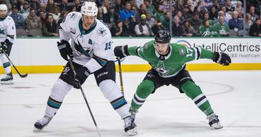 San Jose Sharks at Dallas Stars