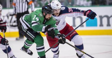 Columbus Blue Jackets at Dallas Stars