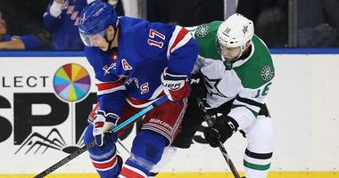 Dallas Stars at New York Rangers