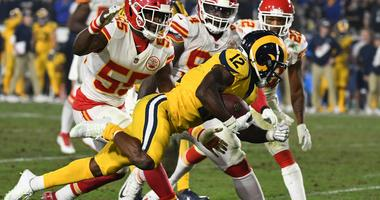 Kansas City Chiefs at Los Angeles Rams