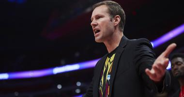 Chicago Bulls head coach Fred Hoiberg