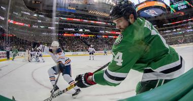 Edmonton Oilers at Dallas Stars