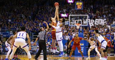 Iowa State at Kansas