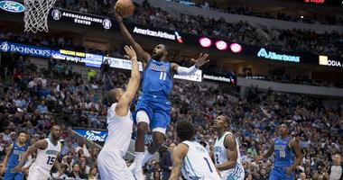 Charlotte Hornets at Dallas Mavericks