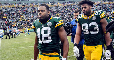 Cowboys Win Game Of Slot WR Music Chairs, Sign Randall Cobb