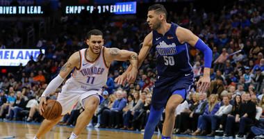 Dallas Mavericks Re-Sign Salah Mejri