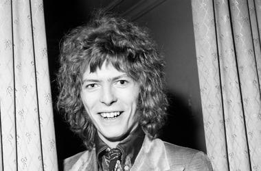 File photo dated 13/02/70 of David Bowie