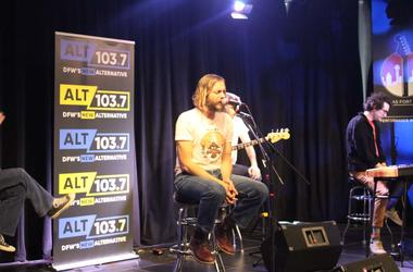 AWOLNATION At Entercom Performance Showroom