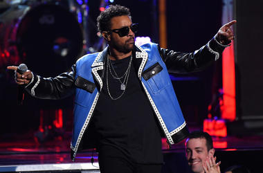 ALT 103.7,Shaggy,Reggae,James Corden,The Late Late Show,It Wasn't Me,Skit,Music,Video,Parody,Funny,Video,Donald Trump,Robert Mueller,Youtube,Politics,Entertainment,60th Annual Grammy Awards,Performing